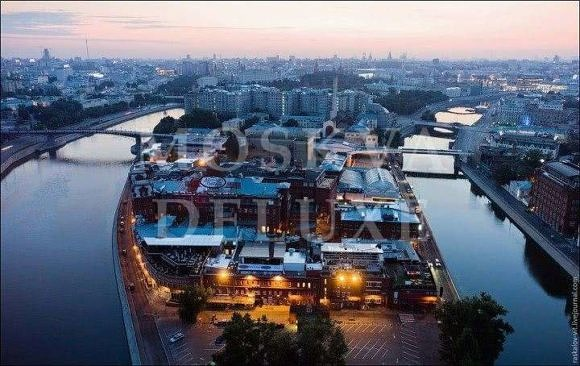 Что такое «Красный Октябрь», будущий лидер видовой недвижимости