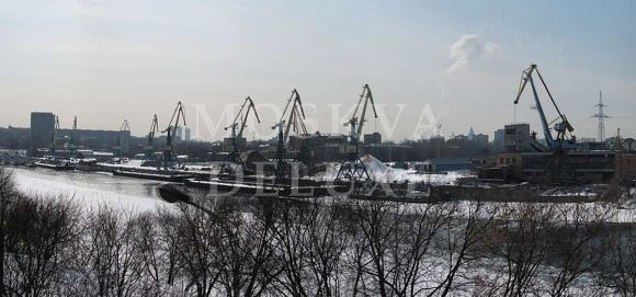 Компания «Донстрой» планирует осуществить комплексную застройку территории в 14 га в районе Шелепихинской набережной