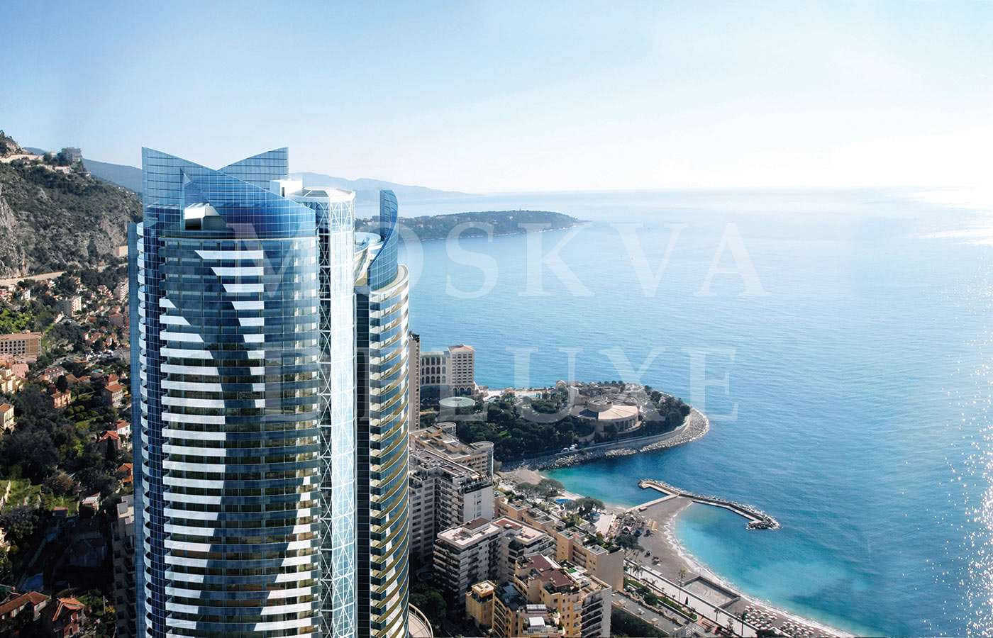 Пентхаус в монако южная корея купить квартиру
