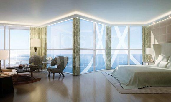 Самый дорогой в мире пентхаус - Odeon Tower в Монако