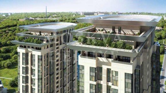 Донстрой - лидер на московском рынке жилья классов Business, Premium, De Luxe
