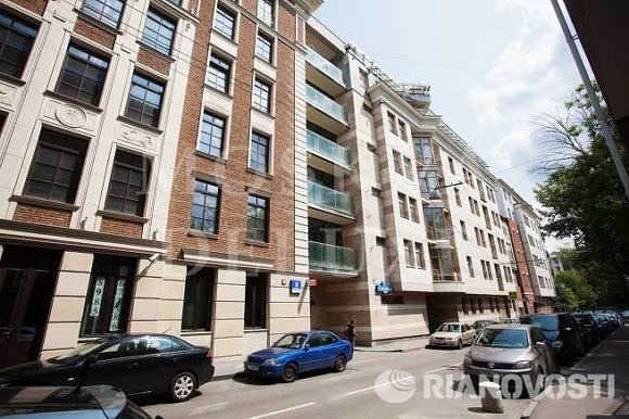 Пентхаус в элитном доме Barkli Virgin House (1-й Зачатьевский переулок, 8), площадь пентхауса — 282 кв. м, цена — за 17,8 млн $