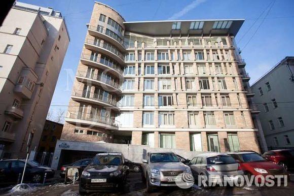 Квартира в клубном доме по адресу Брюсов переулок, 19 (седьмое место в рейтинге), площадь квартиры — 259 кв. м, цена — за 16,5 млн $