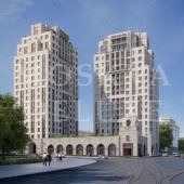 Новый ЖК Barkli Residence на улице Орджоникидзе рядом с Донским монастырем