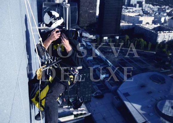 Как правильно фотографировать небоскреб?