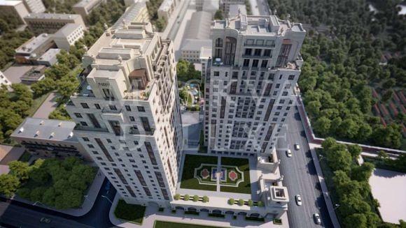 Квартиры большой площади в ЖК Barkli Residence