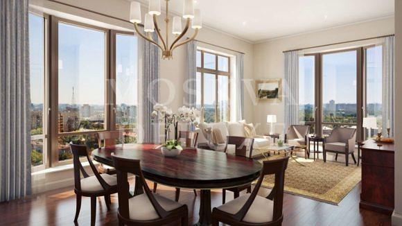 Квартиры большой площади — спрос превысил предложение