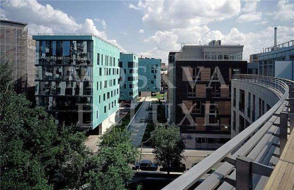 Элитная недвижимость в Москве, жилой комплекс Copper House