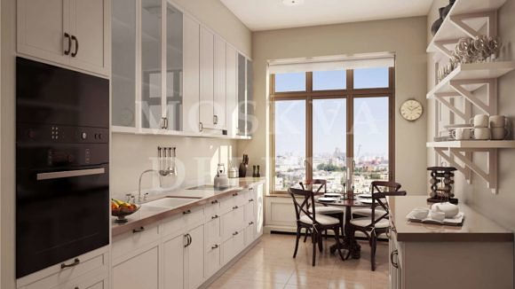 Квартиры с отделкой с точки зрения корпорации Barkli, ЖК «Barkli Residence»