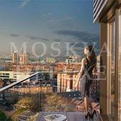 Московские квартиры с панорамными видами