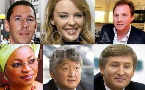 Cамые богатые люди нашей планеты - жильцы «One Hyde Park»