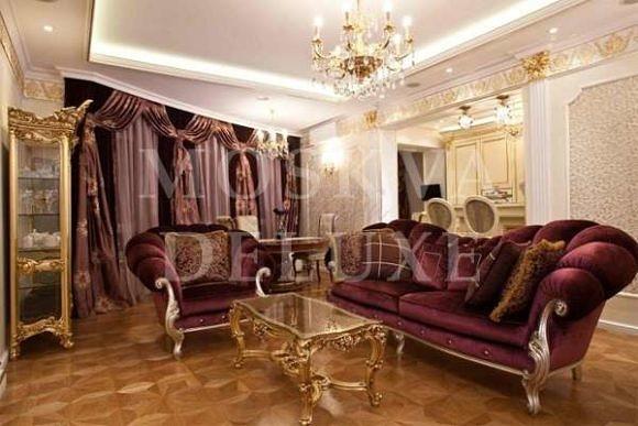 Элитные квартиры из золота, золотые квартиры в жилых комплексах «Галина» и «Триумф Палас»