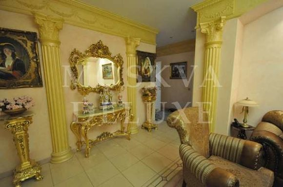 Элитные квартиры из золота | Золотые квартиры Москвы