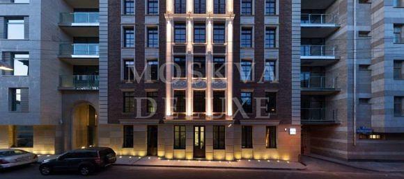 Barkli Virgin House – лучший жилой комплекс в России по мнению FIABCI