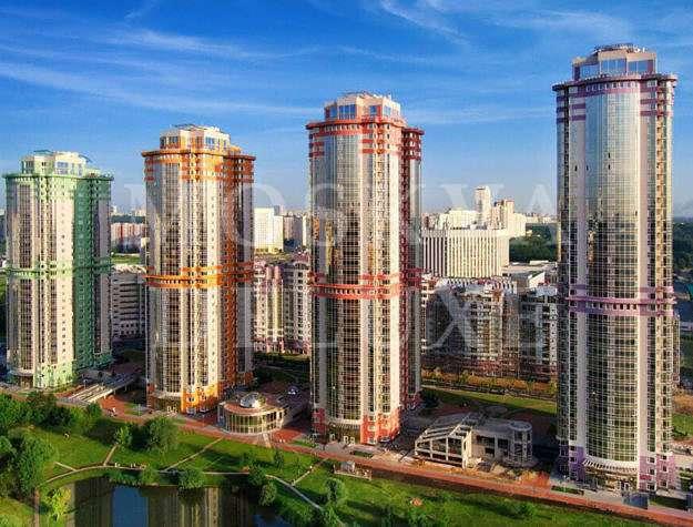 ЖК Mirax Park — описание, квартиры, цены — проспект Вернадского, 94к1 54f966b9665