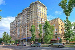 ЖК «Ломоносов» — Мичуринский проспект, 6к2