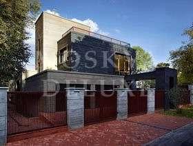 Самая дорогая недвижимость Москвы: Особняк за 700 миллионов рублей