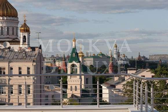 Рейтинг элитных пентхаусов Москвы (Trophy Property - 2014), Barkli Virgin House