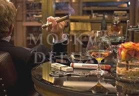 Сигарный комнаты в элитных новостройках