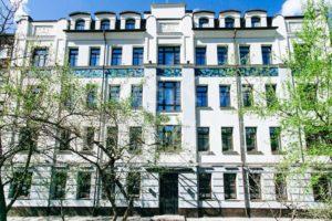 ЖК «Дом на Добрынинском» — 1-й Добрынинский переулок, 8к1