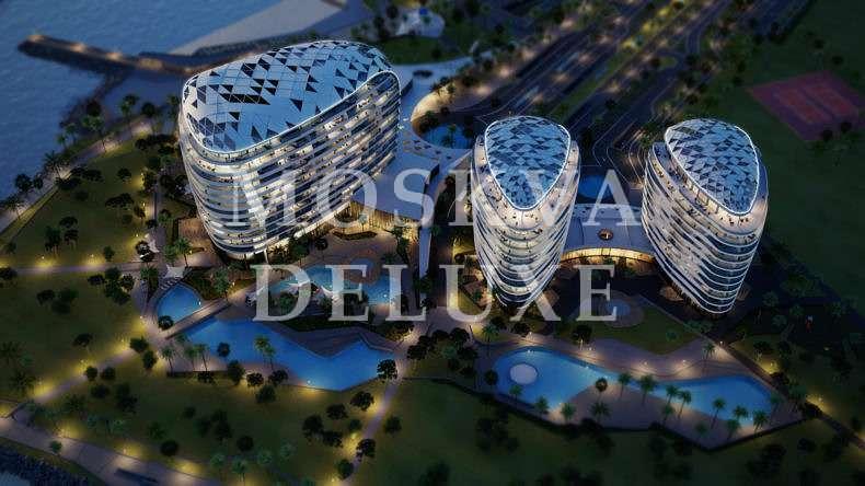 Инвестиции в роскошную недвижимость EDEN CITY на Кипре