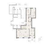 Планировки таунхаусов, двухуровневые квартиры Knightsbridge Private Park