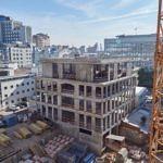 Динамика строительства дома Реномэ, строительство ЖК РЕНОМЭ июнь 2018
