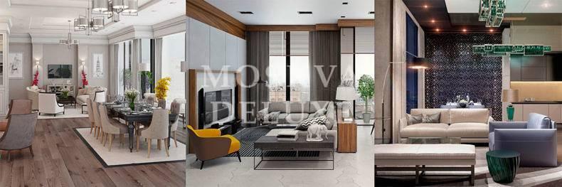 Планировка и важные детали интерьеров дома
