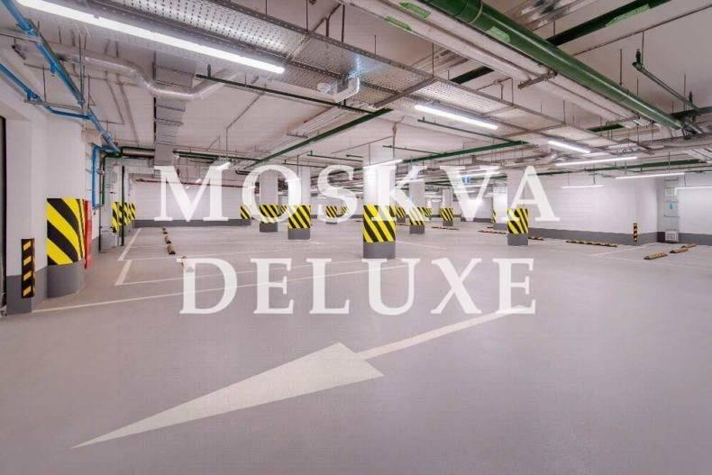 Фото паркинга Жилого Комплекса Полянка 44