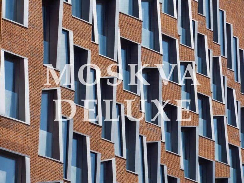 Фото фасада жилого комплекса Садовые кварталы