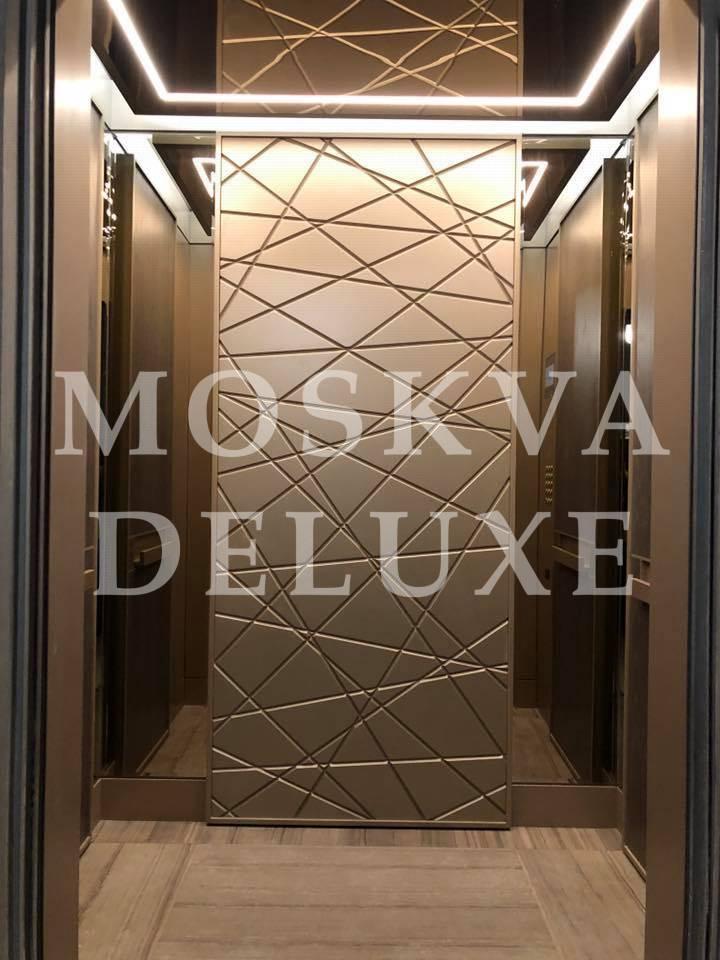 Фото лифта жилого комплекса Neva Towers