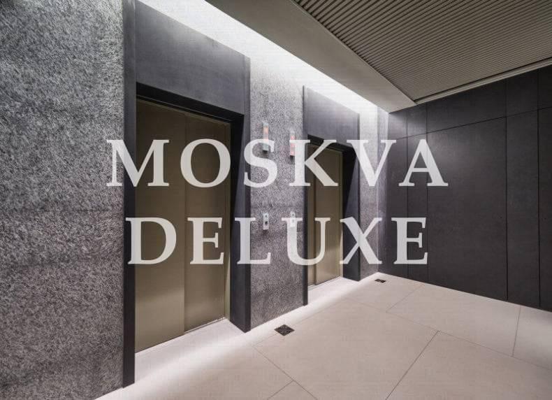 Фото лифта жилого комплекса Садовые кварталы